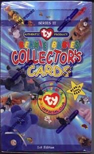 b2bab053ece Beanie Baby Trading Cards - Ty Series 2 Information